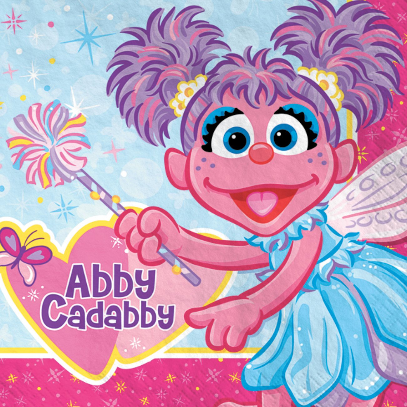 Abby Cadabby Party Decorations Abby Cadabby Party Supplies Singapore Party Supplies